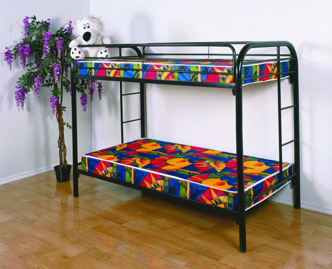 كتيب مخطط النعال Bunk Bed Mattress Loudounhorseassociation Org
