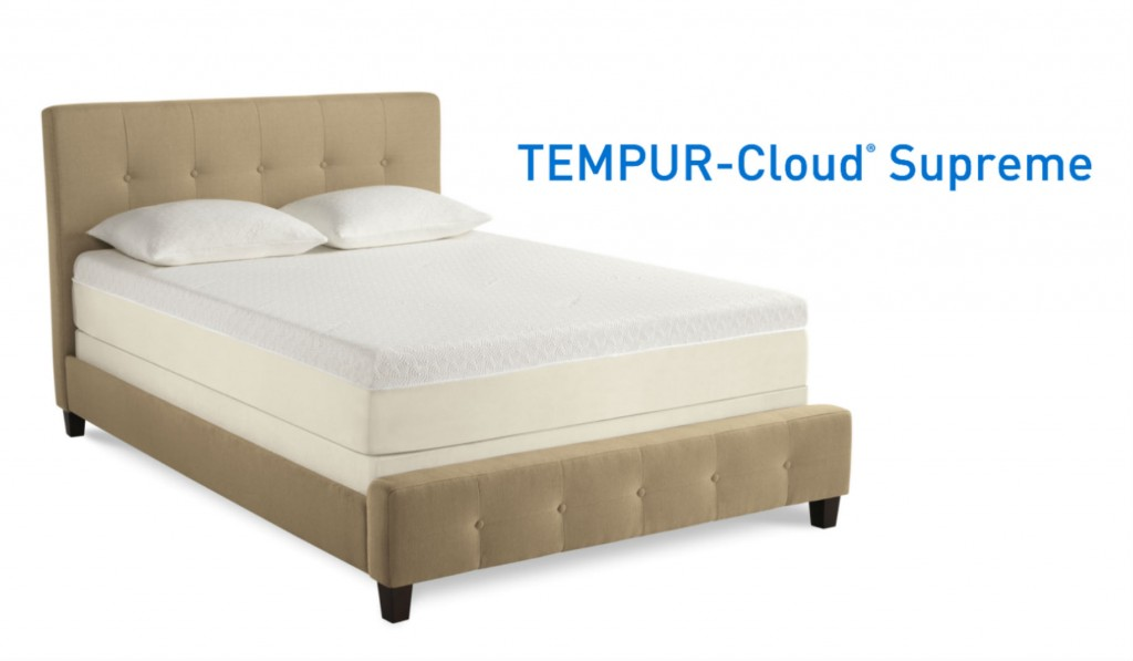Mattress Cover For Tempur Pedic Bed Tempurpedic Cloud Supreme Queen - Mattress World Shop